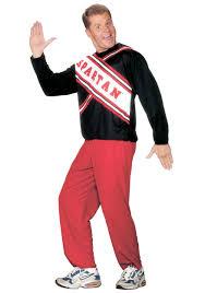 mens spartan cheerleader costume funny halloween costumes