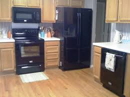 Kitchen Oak Cabinets by Kitchen Colors With Oak Cabinets And Black Countertops Craftsman