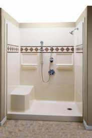 Bathroom Complete Your Bathroom Shower With Lowes Shower Stall - Bathroom shower stall designs