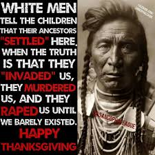 thanksgiving and indians native americans speak on thanksgiving day genocide u2013 it u0027s rena marie