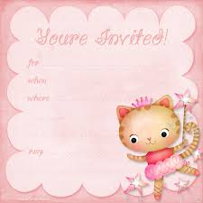 1st birthday princess invitation free birthday party invitation template birthday party