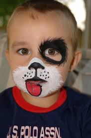 Best 25 Halloween Facepaint Kids Ideas On Pinterest Easy
