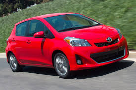 2014 toyota yaris information and photos zombiedrive