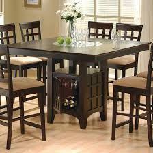 Innovative Tall Breakfast Table Set Dining Room Tables Neat Dining - Cheap dining room chairs