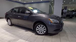 nissan sentra owners manual used one owner 2015 nissan sentra sv chicago il grossinger
