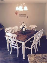 Best  Farmhouse Table Ideas On Pinterest Diy Farmhouse Table - Farmhouse kitchen tables