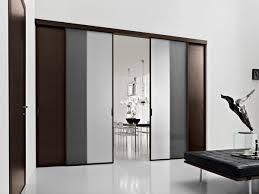 Interior Frameless Glass Door by Plastic Sliding Doors Interior