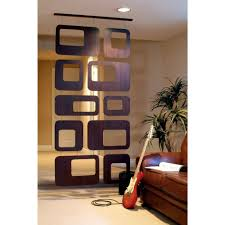 Room Divider Diy by Square Electrical Style Hanging Room Dividers For Minimalist