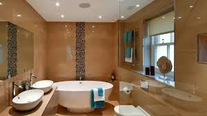 Natural Stone Bathroom Ideas Modern Bath Ideas Clear Tempered Glass Bathtub Divider Natural