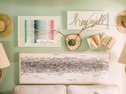 Precious Large Metal Letters For Wall Decor 10 Diy Ways To Dress Up Bland Dorm Walls Hgtv U0027s Decorating