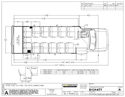 Nia Floor Plan by Goshen Coach Impulse Bus With A Ford E450 Chassis