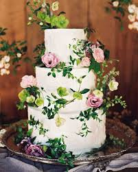 How To Decorate Chocolate Cake At Home 62 Fresh Floral Wedding Cakes Martha Stewart Weddings