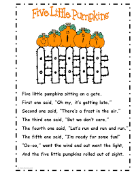 Halloween Preschool Printables I Sing This With The Kids At My Preschool U0026 They Love It Pumpkin
