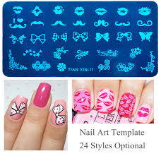 online buy wholesale nail art stencils kit from china nail art
