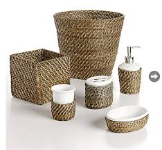 Coastal Bathroom Accessories by Get The Look Coastal Casual Style At Home