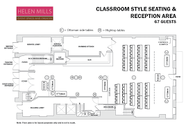 Classroom Floor Plan Builder Event Space Helen Mills Event Space And Theater Venue Rental Nyc