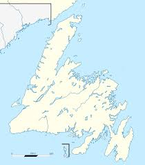 Canada On The Map by Gander Newfoundland And Labrador Wikipedia