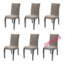 Chaise Salle A Manger Cdiscount by Superbe Chaise Salle A Manger Pas Cher Lot De 6 12 Lot 6