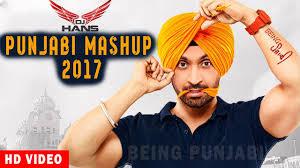 punjabi mashup 2017 dj hans non stop bhangra songs latest