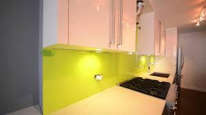 Kitchen Glass Backsplash Ideas Glass Painted Backsplash For Kitchen New York Youtube
