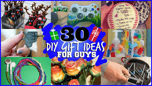Best Mens Valentines Gifts by 30 Diy Gift Ideas For Guys They Will Actually Like Youtube