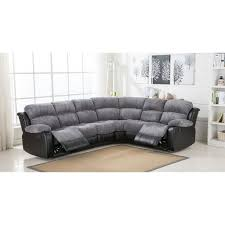Cheap Corner Sofa Bed Cheap Sofa Uk Cambridge Grey Fabric Reclining Corner Sofa