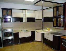 kitchen design with bar counter