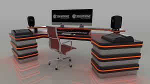 Custom Studio Desks by
