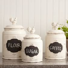 Pottery Canisters Kitchen Kitchen European Fruit Kitchen Canister Sets With Fruits Kitchen