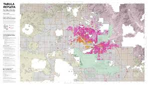 Phoenix Zoo Map by What Happens When Everyone Makes Maps Citylab