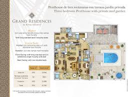 Penthouse Floor Plans Floorplans Four Bedroom Grand Residence Penthouse Private Roof Garden Jpg