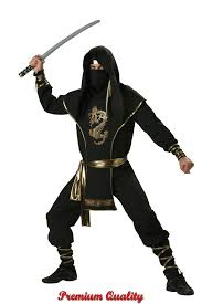 party city halloween ninja costumes men u0027s ninja costume costumes