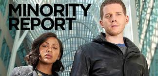 Minority Report Season 1 - 2015