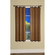 Home Decorators Reviews Kitchen Window Drapes Woven Woods Roman Shades Bamboo Patio Door