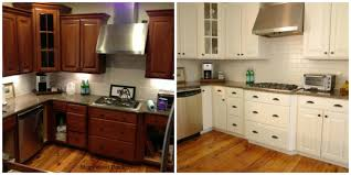 Remodel Small Kitchen Small Kitchen Design Before And Remodel With Hardwood Floor Tiles