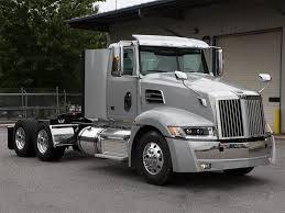 new western star 5700xe truck aerodynamic powerful efficient