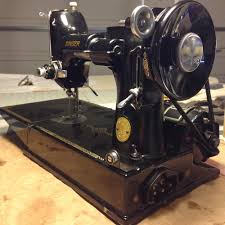 singer featherweight 221 review u2014 ashley and the noisemakers