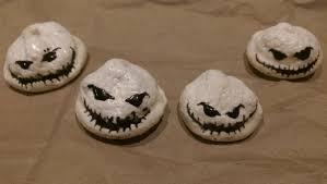 oogie boogie meringue cookies skill up skillet