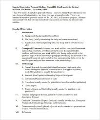 Dissertation Proposal Template  proposal essay examples  outline     Perfect Resume Example Resume And Cover Letter proposal outline template   free sample example format