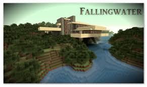 fallingwater minecraft project