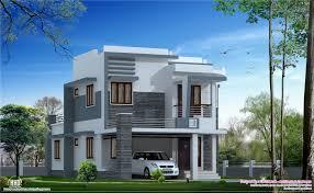 contemporary 2 story kerala home design 2400 sq ft dream
