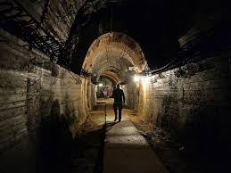 Nazi gold train search abandoned   but brings in       million for     nazi train tunnel jpg