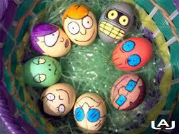 آموزش تزئین تخم مرغ رنگی سفره هفت سین نوروزی