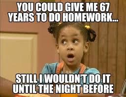Can do my homework anymore lyrics