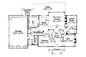 colonial house plans roxbury 30 187 associated designs