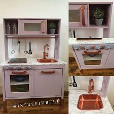 intrepid bebe ikea duktig kids kitchen makeover part two