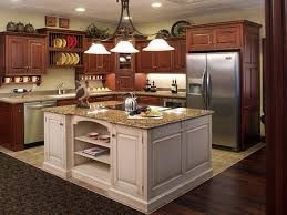 19 amazing kitchen island ideas granite counter top black floor