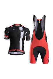 red cycling jacket monton 2015 men u0027s pro cycling clothing kits padded bib cycling