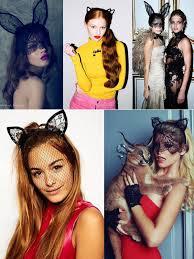 Halloween Costume Ears 4 Easy Halloween Costumes U2013 Fashion Tag Blog