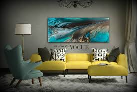 abstract home decor giclee prints art abstract painting coastal home decor modern